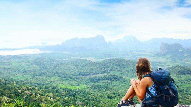 Wie hilft Reisen, sich zu verjüngen?